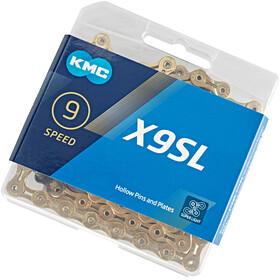 KMC X9SL Ti-N - Chaîne - 9-fois Or